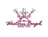 image of western bagel logo